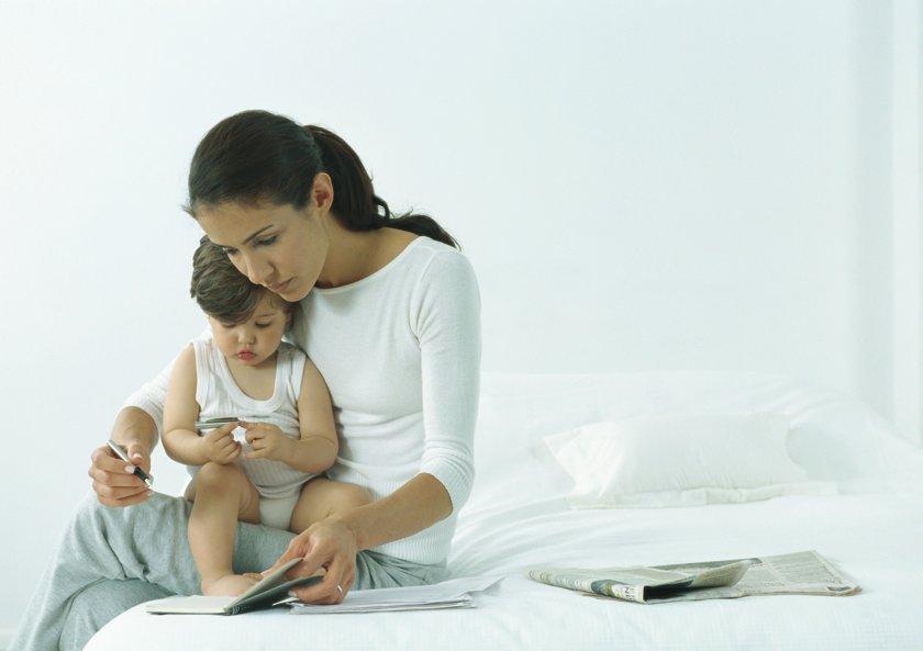 foreldreansvar for mor Foreldreansvar: Hvor skal barnet bo?