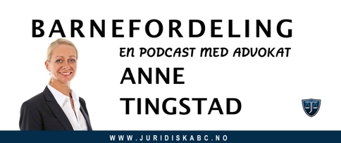 barnefordelingsadvokat podcast